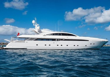 Bon Vivant charter yacht