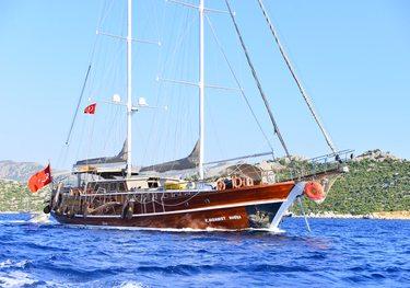 K Mehmet Bugra charter yacht