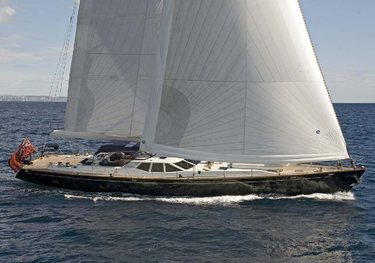 Dream Voyager charter yacht