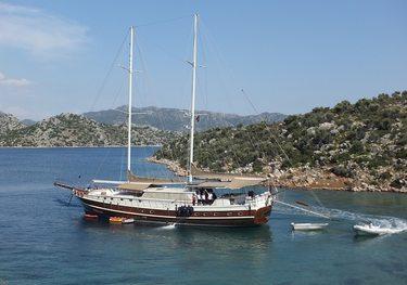 Prenses Bugce charter yacht