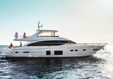 Nina charter yacht