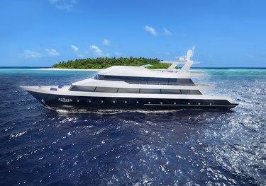 Diamond 145 / 03 charter yacht