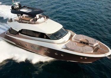 Carte Blanche III charter yacht