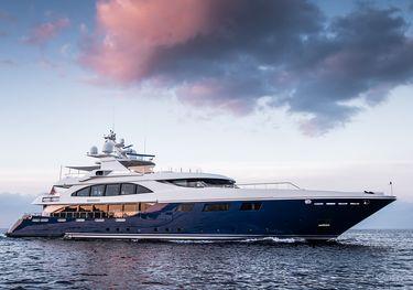Arbema charter yacht
