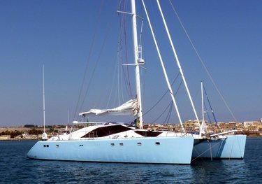 Sagittarius charter yacht