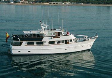 Sai Kung charter yacht