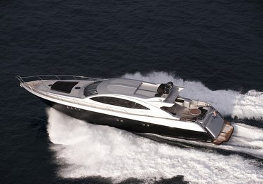 Ghost charter yacht