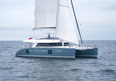 Anini charter yacht