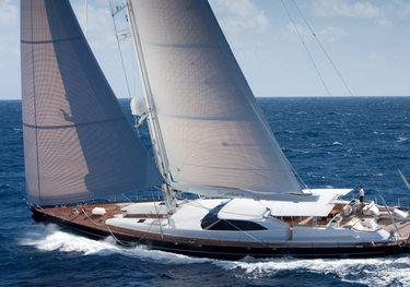 Guillemot charter yacht