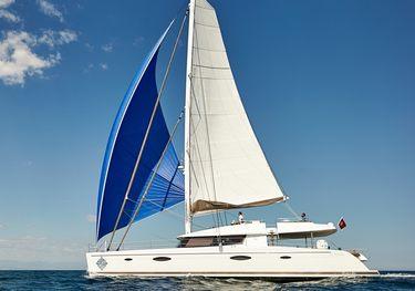 Lir charter yacht