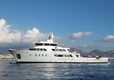 Masquenada charter yacht