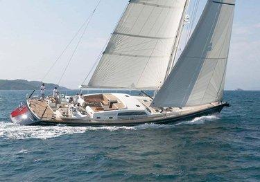 Aragon charter yacht