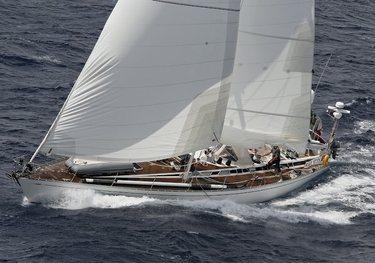 My way charter yacht