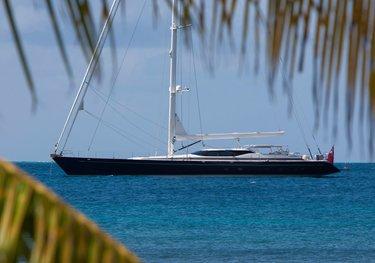 Thandeka charter yacht