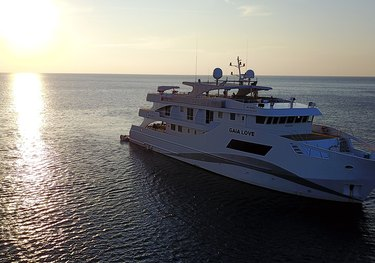 Cecile B charter yacht