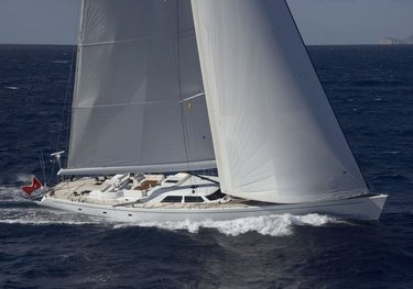 Viriella charter yacht