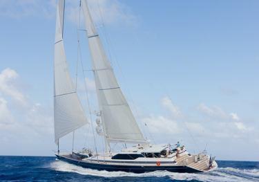 SeaQuell charter yacht
