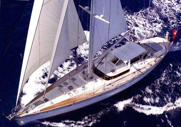 Almundarvi charter yacht