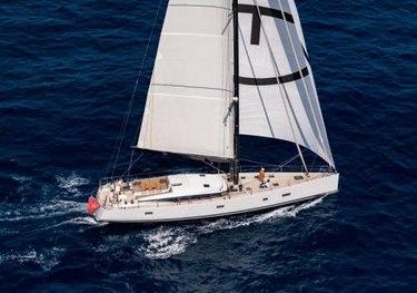 NEYINA charter yacht