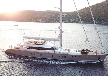 All About U 2 charter yacht