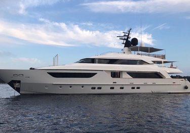 Awol charter yacht