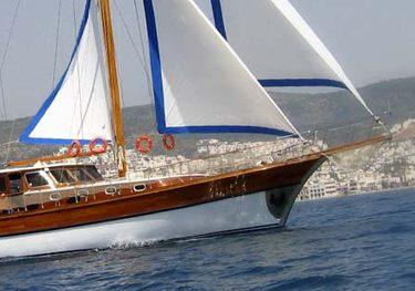 Rex Siciliae I charter yacht