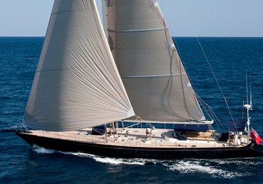 Dark Star of London charter yacht