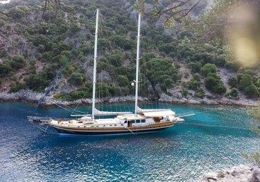 Kaya Guneri IV charter yacht