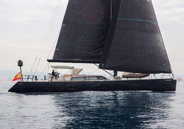 Sixteen Tons charter yacht