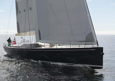 Black Pearl charter yacht