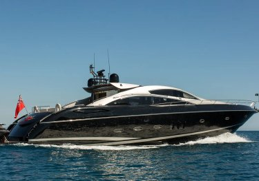 Hooligan of Cowes charter yacht