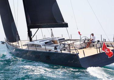 Luce Guida charter yacht