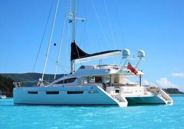 Azizam charter yacht
