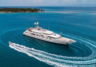 Calypso charter yacht