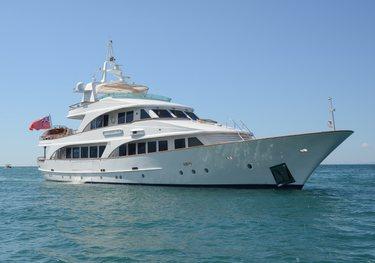 Camellia  charter yacht
