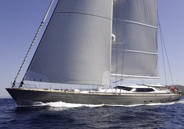Destination charter yacht