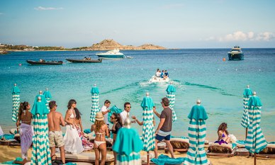 See and be seen: The Mediterranean beach clubs loved by celebrities