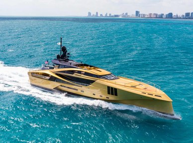 Charter yacht KHALILAH to attend Monaco Yacht Show 2019