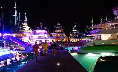 Antigua Yacht Charter Show 2015