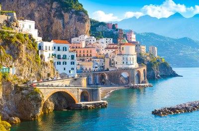 The gem of the Amalfi Coast