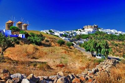 The spiritually enriching Patmos