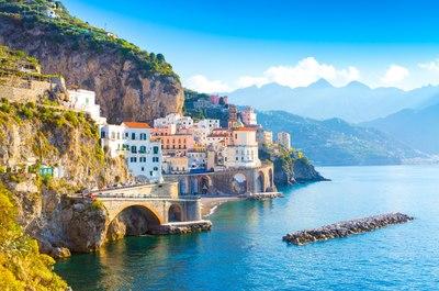Naples to Sorrento, your first taste of the Amalfi Coast