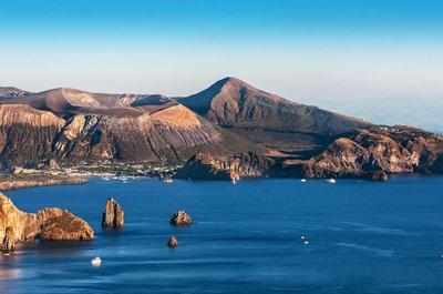 Stromboli & Lipari Islands