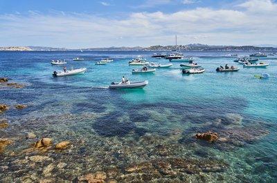 From Corsica to Sardinia