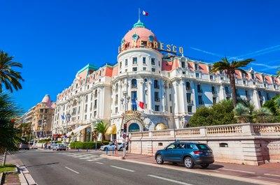 Cannes to Villefranche-Sur-Mer
