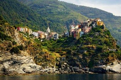 Forte dei Marmi to Elba