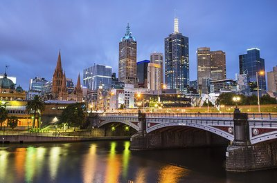 The Cosmopolitan City of Melbourne