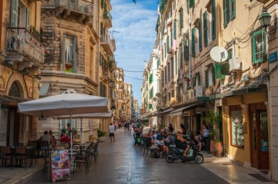 Parga – Sivota - Corfu
