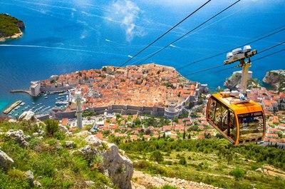 Begin in Dubrovnik