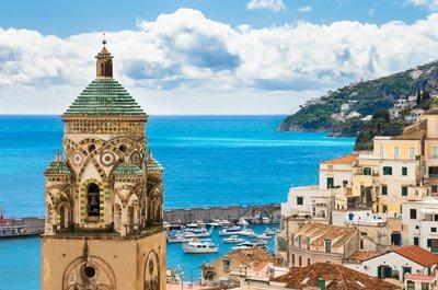 Salerno - Amalfi